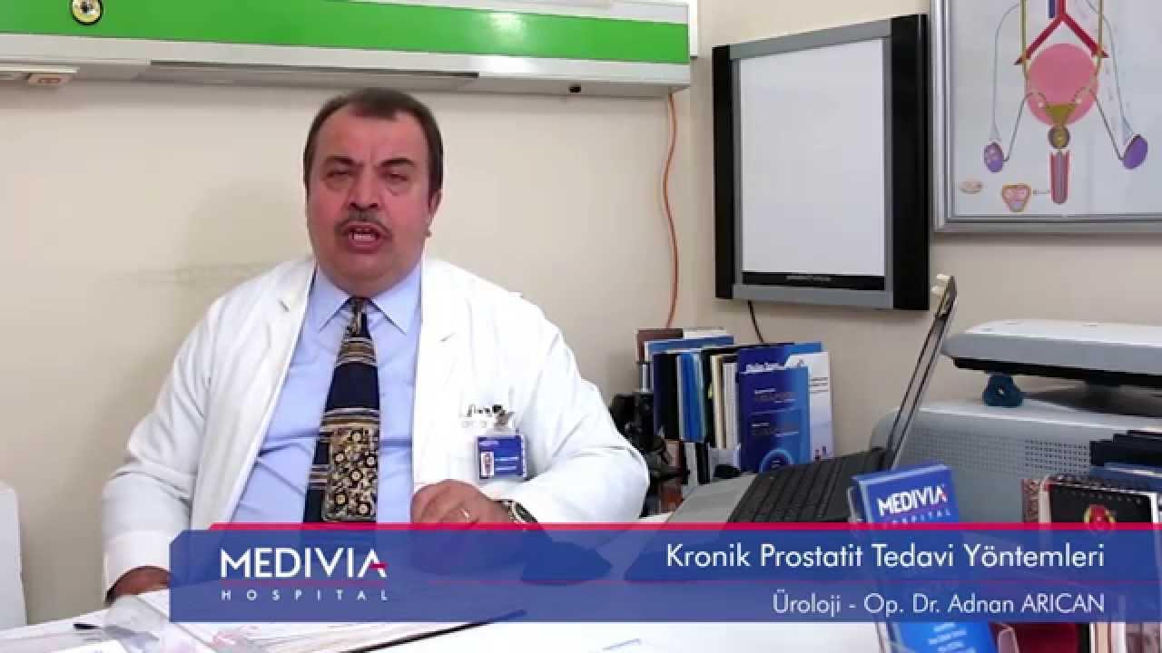 prostatit yeni tedavi