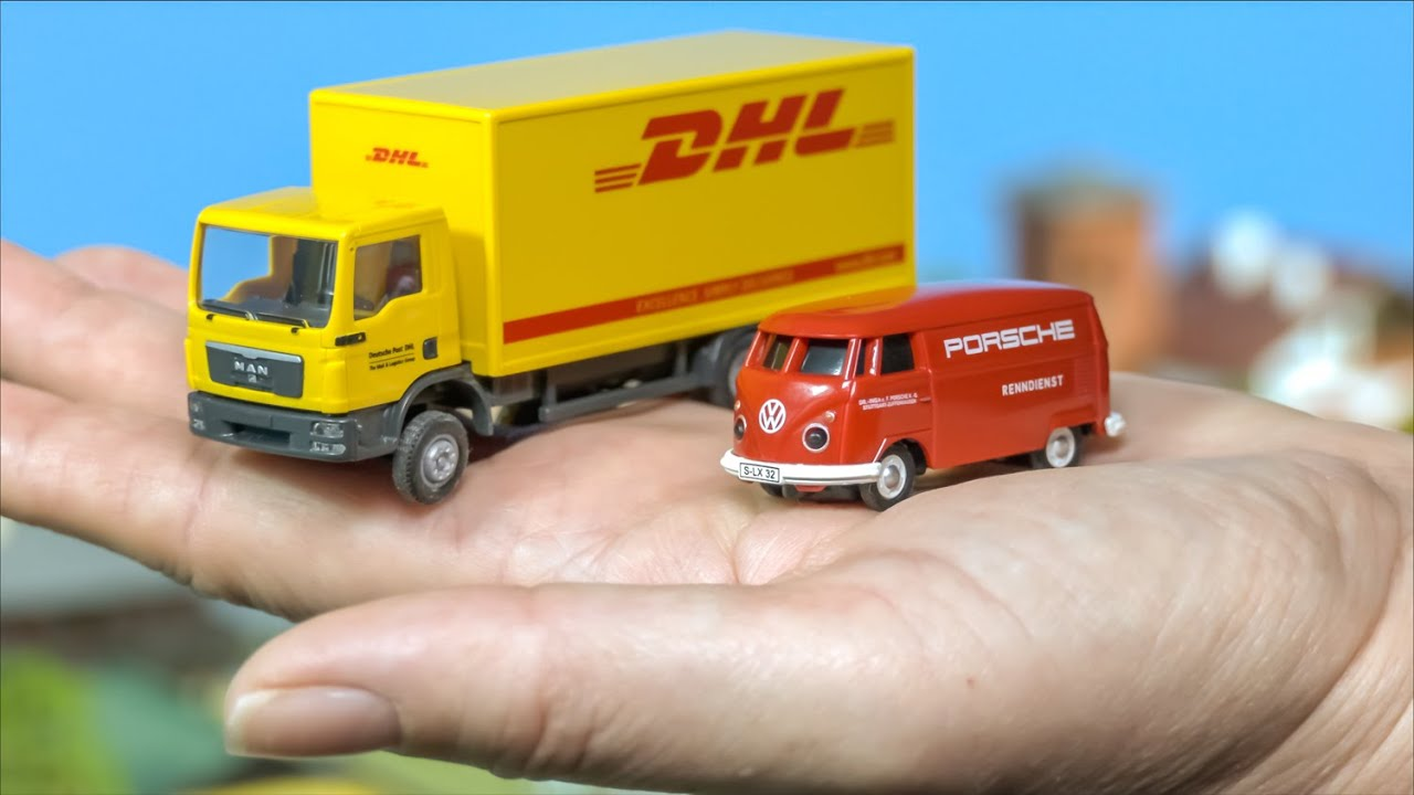 RC MICRO SCALE DOUBLE UNBOXING! RC TRUCK AND RC CAR GET UNBOXED AND TESTED FOR THE FIRST TIME!