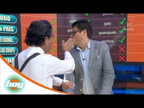 Raúl le da su merecido a 'Burro'   ¡Basta!   Hoy