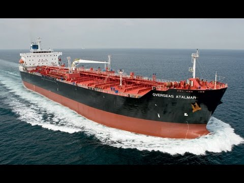 MegaStructures - Oil Tankers (National Geographic Documentary)