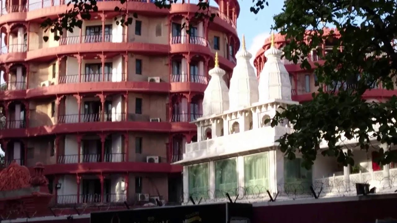 Juhu Iskcon Temple Mumbai - Hare Rama Hare Krishna Temple