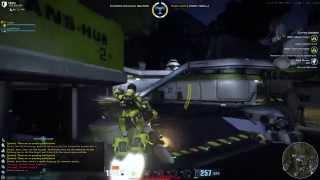 Стрим по игре Firefall. Одна из лучших  онлайн игр 2013 года.
