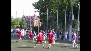 Partille cup 2013  Мелитопольские гандболисты  в Швеции.