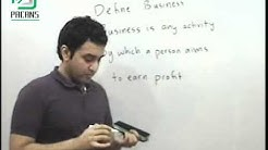 define business