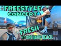 FRESH KICKS AT THE BEACH | ORCHARD BEACH FREESTYLE CONCERT