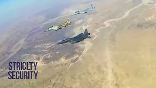 US and Israel Hold Annual 'Juniper Falcon' Military Drill