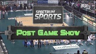Hawaii Warrior Men's Volleyball 2019 - Post Game Show Hawaii Vs USC