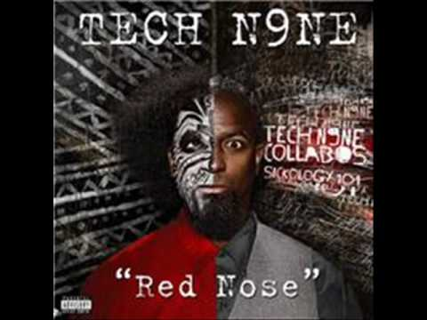 Tech N9ne-Red Nose slowed and chopped by DJ Big Red