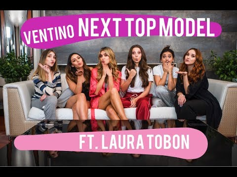 VENTINO´S NEXT TOP MODEL FT LAU TOBÓN