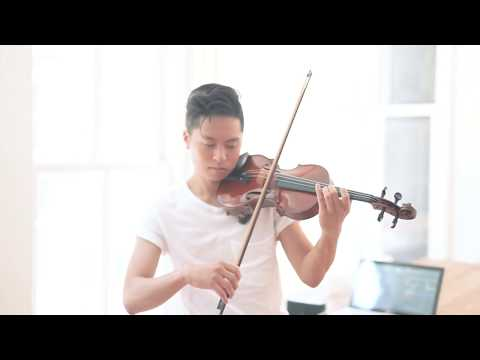 Despacito - Luis Fonsi ft. Daddy Yankee & Justin Bieber - Violin Cover by Daniel Jang