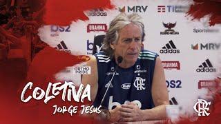 Coletiva Jorge Jesus