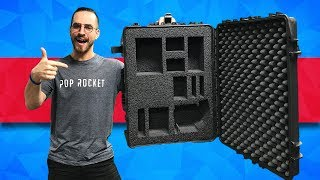 Make a Custom Case for Your Gear