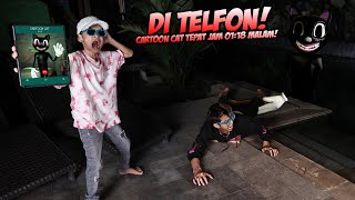 Download DI TELFON CARTOON CAT!!! SEMUA PANIK, FROST DIAMOND KETAKUTAN SAMPAI TIDUR DI LANTAI NANGIS KEJER!!!