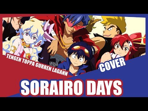 『Sorairo Days』 TTGL Op JP