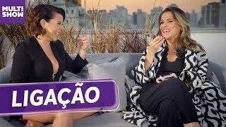 Ingrid Guimarães e Fê Souza fazem LIGAÇÃO PERIGOSA | Vai, Fernandinha | Humor Multishow