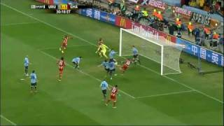 It should be a goal !!!!!nothing to lose for suarez do that, was just minute left. really great decision uruguay, he the right perso...