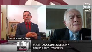 Alfredo Blanco: ¿Qué pasa con la deuda?