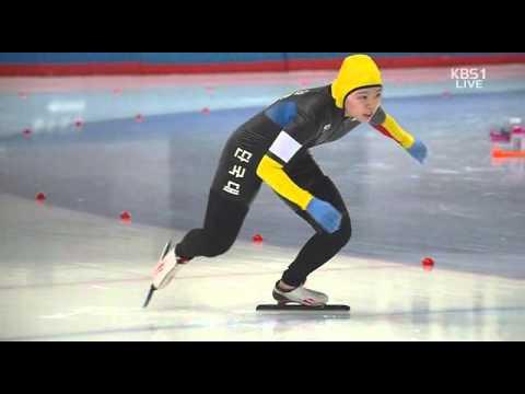 빙상 제41회 전국 남녀 스프린트 스피드스케이팅대회 141224