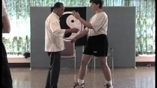 Tuishou Exercise 12 - Double Arm Vertical Circle  Part 1