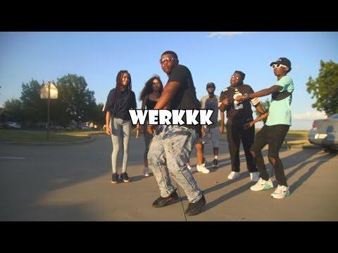 "The Woah Dance ""Tisa Korean - Werkkk"" (Dance Video) shot by @Jmoney1041 #TheWoah"
