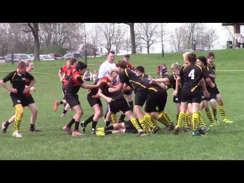 Chiefs U14 on 42416 vs Glen Ellyn Stingers   YouTube