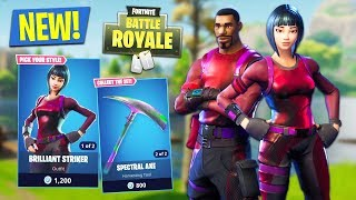 NEW UPDATE!! *EPIC STRIKER SKINS* // 11,050+ KILLS // 598+ WINS (Fortnite Battle Royale)