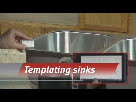 LT-2D3D - Templating a Sink