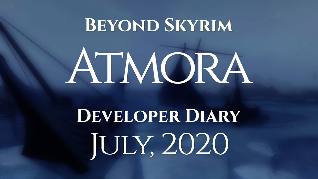 Atmora Developer Diary, July 2020