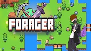 Forager (Demo) Gameplay and First Impressions