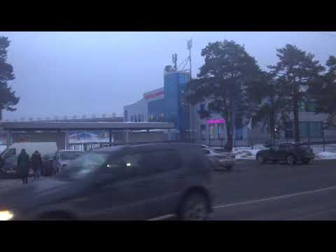 Пушкино, автобус 21, участок Рынок - Нагорное