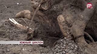В Улан-Удэ из за непогоды возникают перебои с электроэнергией