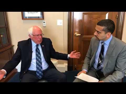 """""""Israel Should Be Condemned"""" — Bernie Sanders on Israel Killing Unarmed Palestinian Protesters"""