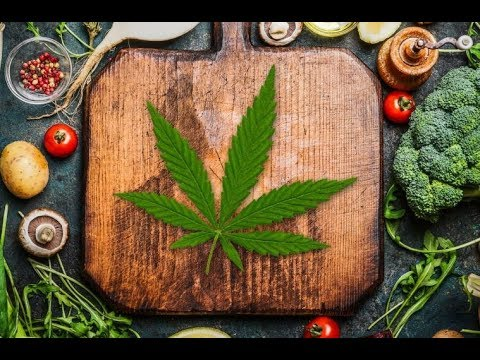 A Cannabis Chef Teaches Us How to Get Things Cooking