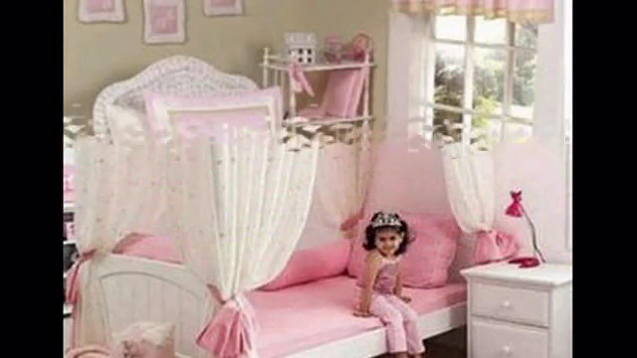 Desain Kamar Tidur Bernuansa Warna Pink 2 - YouTube