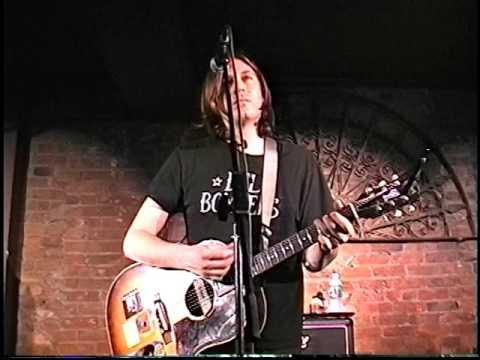 Evan Dando - (Village Underground) New York City 2.11.02 (2pm Show) music