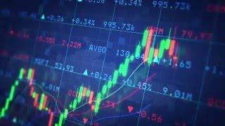 PloutosWealth.com Stock Market Candlesticks Bar Chart 01