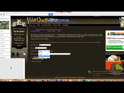 \Как скачать игру \Wolf Quest 2.5\Няшка Анимешный\