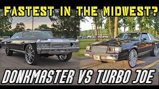 DONKMASTER VS TURBO JOE ! First REMATCH since 2016! : Battle of the States - Milan, Michigan
