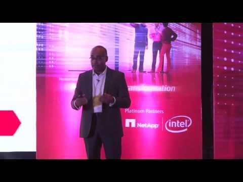 Fujitsu World Tour 2016- Delhi- Ravi Krishnamoorthy (Keynote)