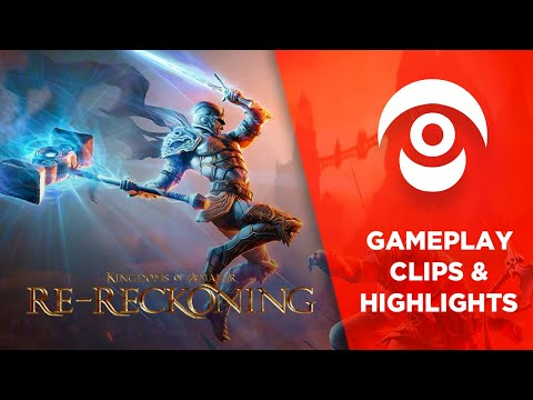 Kingdoms of Amalur Re-Reckoning | Gameplay Features| 🎮 Game Clips and Highlights |