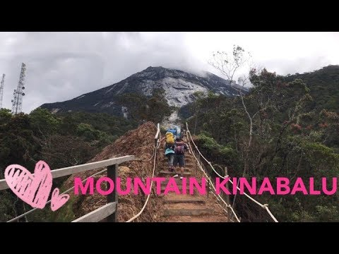 Mountain Kinabalu Climb (June 2017)
