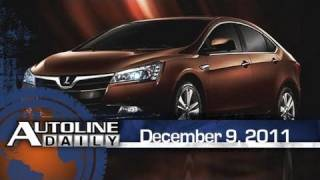 GM Swaps Battery Suppliers - Autoline Daily 784