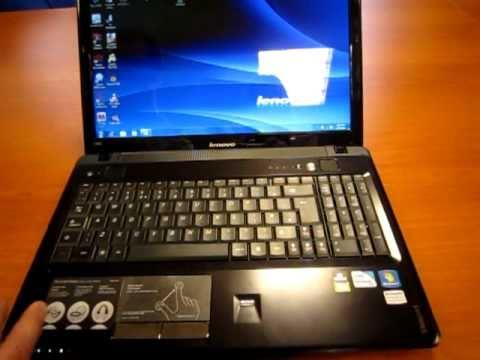 notebook lenovo ideapad u550 lelabohightech youtube