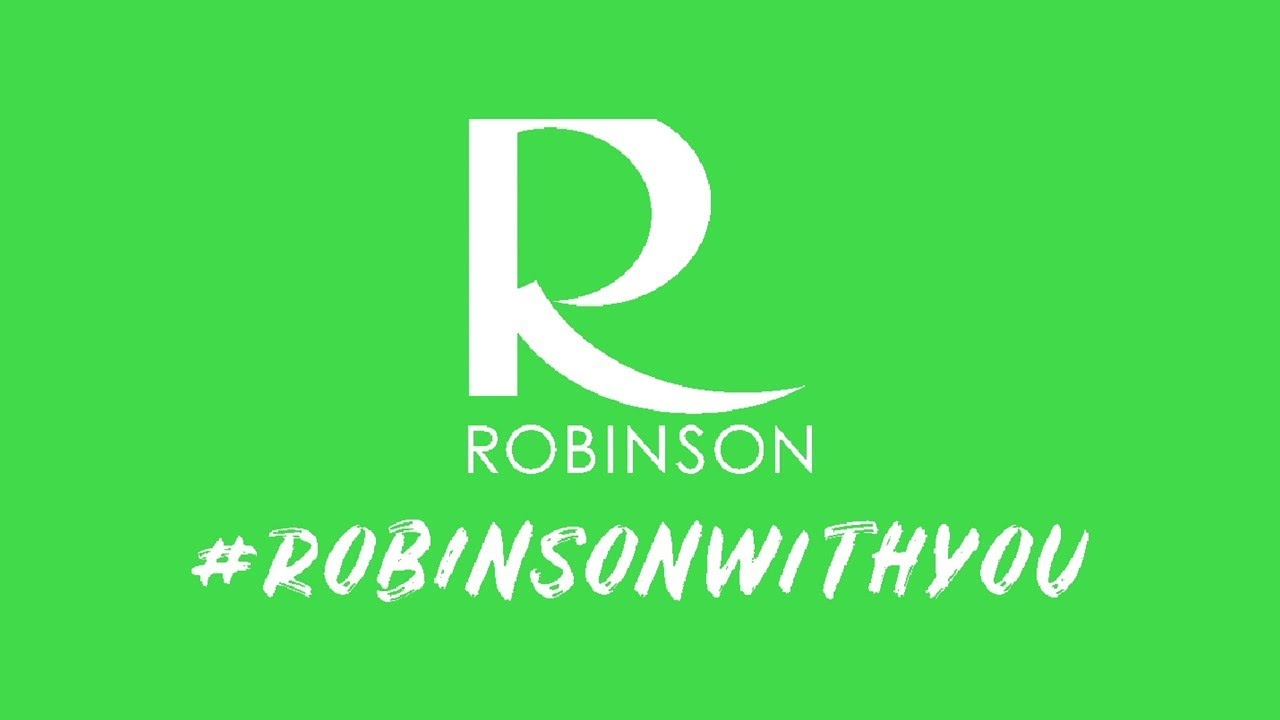 โรบินสันอยู่กับคุณในทุกที่ อยู่ที่ไหนก็ช้อปได้ | Robinson