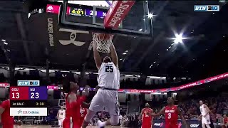Men's Basketball - Ohio State Game Highlights (3/6/19)