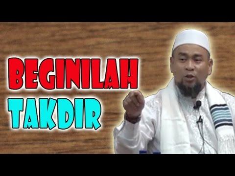 Beginilah Takdir - Ust. Zulkifli  Muhammad Ali, Lc : Kajian Masjid Al-Falah Pejompongan