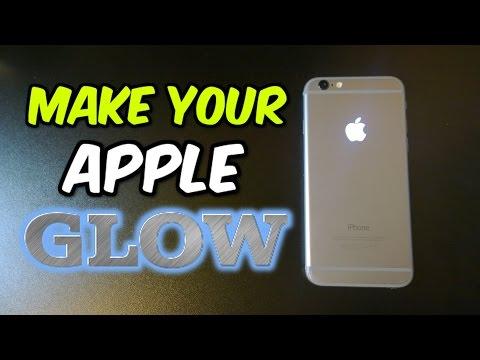 iPhone 6 Glowing Apple Logo | Detailed Tutorial