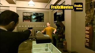 GTA IV | Tipps und Tricks | Geschäft Geld ausrauben/ausgeraubt[HD]