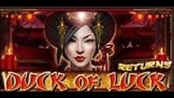 Duck of Luck returns - Slot Machine