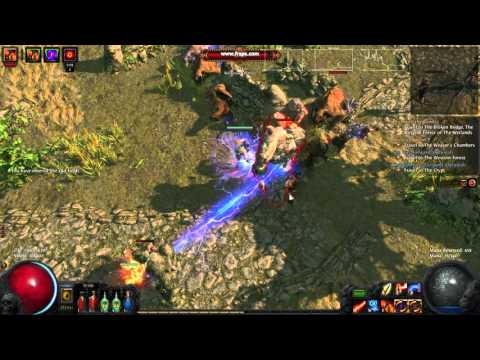 Path of Exile strange screen freeze problem, latency and